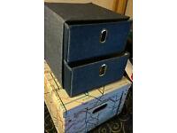 Decorative storage boxes (Gucci etc) 5 various types
