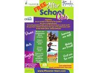 Free dance classes for children