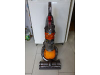 Dyson Dc24 multi floor vacuum cleaner with onboard multi tool. hoover