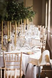 Flower Stand for Wedding or Event - Table stand alternative to vase