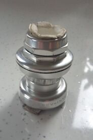 1980's CAMPAGNOLO SUPER RECORD CHROMED FULL HEADSET – VIRGIN UNUSED