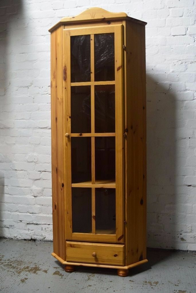 pine corner cabinet (DELIVERY AVAILABLE) | in West End, Edinburgh ...