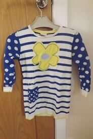 Girls Next Jumper Dress Age 2-3