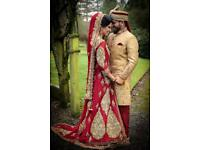 Asian Wedding Portrait Professional Photography Based In Manchester