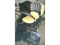 Special Edition Gold Bugaboo Donkey (Most colours available)