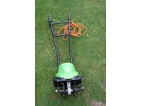 Electric Garden Tiller Rotavator - Handy 230v