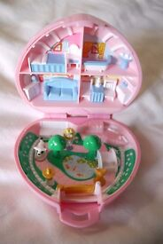 Vintage Polly Pocket - Country Cottage