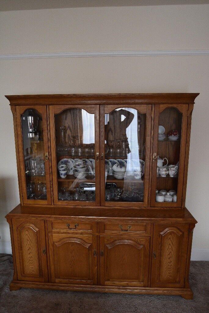 Marks Spencer Oak Dining Room Dresser