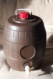 Used beer pressure barrel