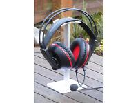 ASUS Cerberus Gaming Headset - Red/Black