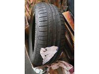 goodyear 205 55 16 tyre brand new