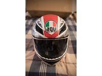 AGV K-3 Motorcycle Helmet size large