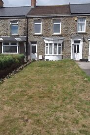 3 bedroom home in Hafod, for immediate occupation. Only 5 minutes to High St or Morfa shopping