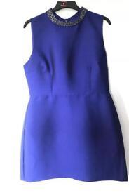 Oasis Blue Dress Size 16