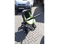 Jane matrix2 /muum baby transport system