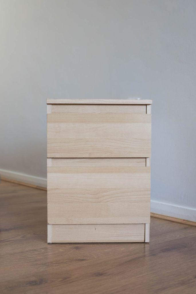 Ikea KULLEN And Brimnes Bedside Table Very Good Condition - Brimnes ikea bedside table