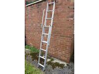 ABRU Extending Loft Ladder