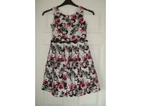Girls Floral Dress. Brand New with Tags