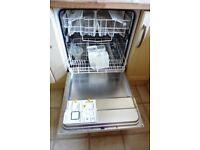 Dishwasher – Philips Whirlpool Integrated Undercounter Dishwasher