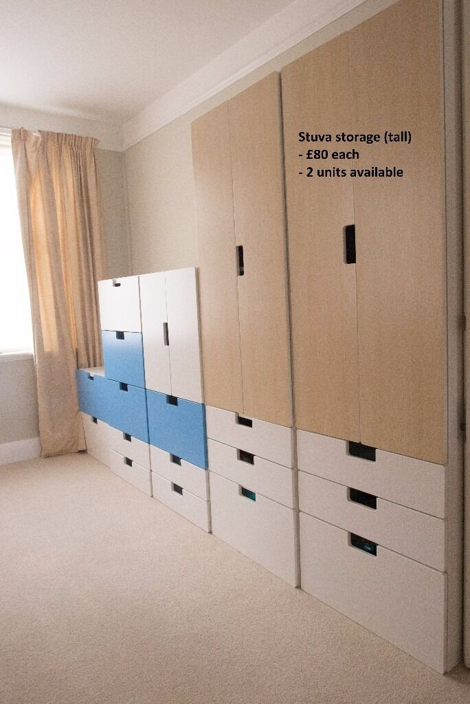 Stuva Storage Cupboard Tall In Oxford Oxfordshire