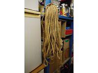 12 mm sisal hemp rope