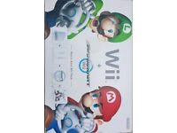 Nintendo Wii with Mariokart
