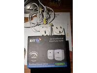 Broadband extender kits