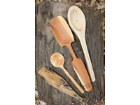 Spoons, Spurtles & Spatulas - Green Wood Carving Course (28th & 29th Jan)