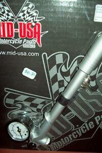 Shock Air Pump for Harley Davidsons