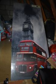 Large London canvess ,still in wrapper