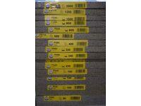 KLINGSPOR 60-2000 Grit Wet & Dry Sandpaper Waterproof Wholesale EU BEST PRICE