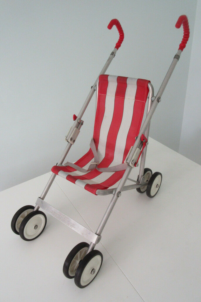 Maclaren Play Buggy, Vintage 1970s Childrens Toy Stroller