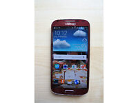 Samsung S4 Red unlocked