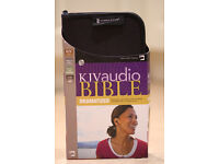 King James Version Audio Bible - Dramatized by Actors (Like New)