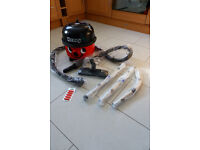 Twin Speed henry Vacuum cleaner by Numatic - new tools ect. MUST SEE.