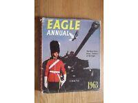 Eagle comic Annual - 1963