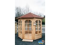 Outdoor Buildings, DIY Garden & Landscaping Garden Furniture & gazebo, pergola,