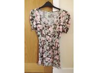 Next Flower T-Shirt Size 12