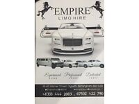 Empire limo hire