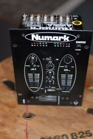 Numark 2 Channel mixer - Hardly used [ House Clearnace ]