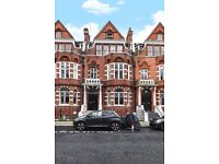 Earl's Court Square SW5. Large one double bedroom third floor loft apartment to rent