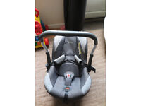 Baby car seat - Silver Cross - suitable from birth