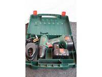 Bosh drill. Battery not charging.