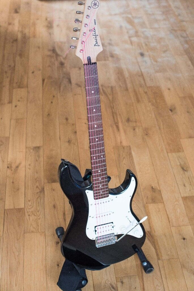 Yamaha Pacifica Electric guitar. Award winning design with great action