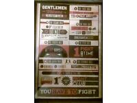 Fight Club Poster ( Large)