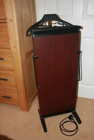 Corby 2200 electric trouser press.
