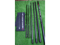 Drennan Red Range Margin Carp Pole 8m - never used