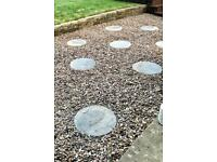 17 Natural Stepping Stone - 17 inch - £30