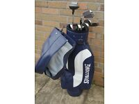 Howson Right Handed Golf Set
