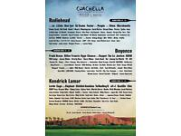 Coachella Weekend 2 with Shuttle